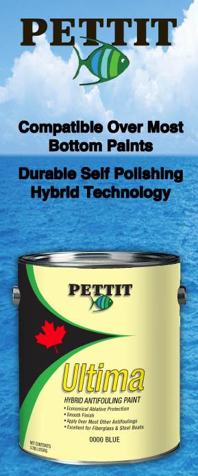 Pettit Ultima Hybrid Anti Fouling - Marine Outfitters