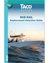 Hull Protection & Rub Rails - Marine Outfitters - Ontario Canada
